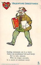 vin001074 - Vinegar Valentine Post Cards, Old Vintage Antique Postcards