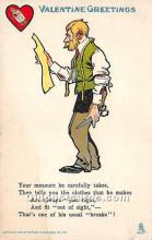 vin001077 - Vinegar Valentine Post Cards, Old Vintage Antique Postcards