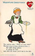 vin001079 - Vinegar Valentine Post Cards, Old Vintage Antique Postcards