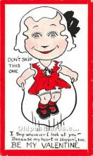vin001090 - Vinegar Valentine Post Cards, Old Vintage Antique Postcards