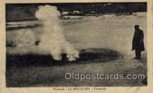 vol001009 - Volcano, Pozzuoli - La Solfatara Volcano, Volcanoes, Postcard Post Cards Old Vintage Antique