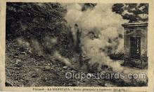 vol001014 - Volcano - La Solfatara, Pozzuoli, Near Naples, Southern Italy Volcano, Volcanoes, Postcard Post Cards Old Vintage Antique