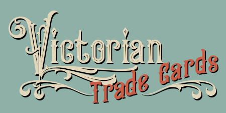 Victorian Trade Cards Logo