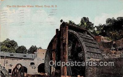 Old Burden Water Wheel