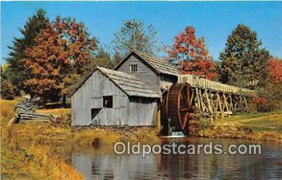 Rustic New England Mill