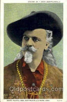 Colonel W.F. Cody