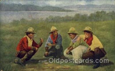 wes002153 - Western Postcard Postcards