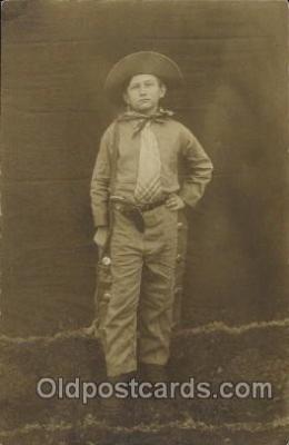 wes002642 - Western Cowboy, Cowgirl Postcard Postcards