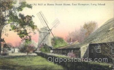 The old mill, East Hampton, Long Island, NY USA