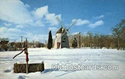 Easthams Windmill, Cape Cod, MA USA