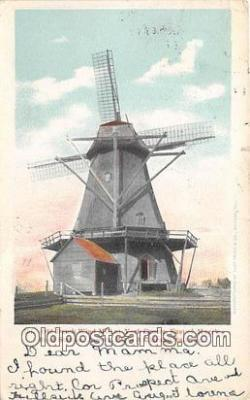 Old Dutch Wind Mill