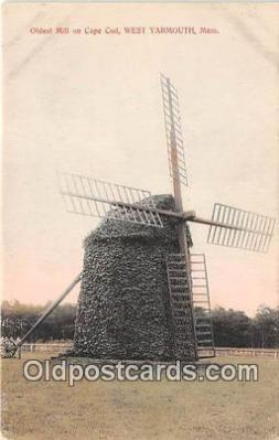 Oldest Mill