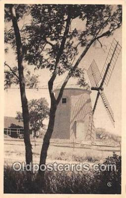 American Scene, Old Windmill