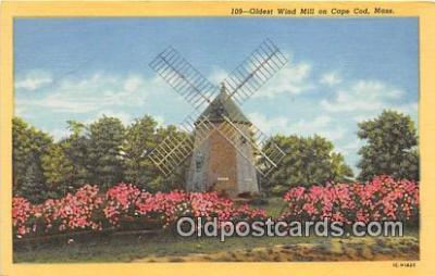 Oldest Wind Mill