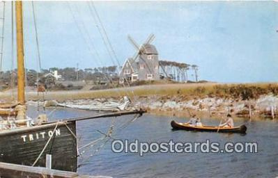 Wind Mill at Old Mill Point