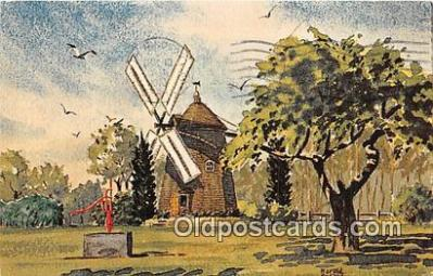 Easthams Windmill