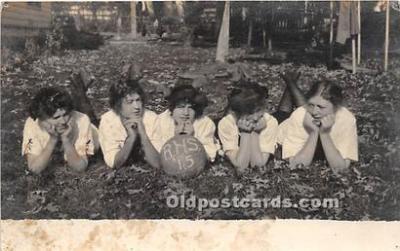Basketball RHS 1915