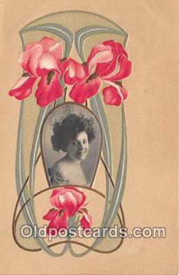 wom001127 - Postcard Post Card