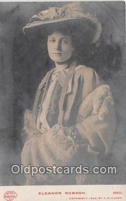 Eleanor Robson
