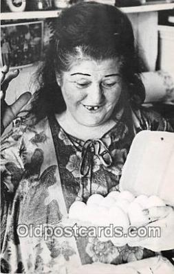 Edie the Egg Lady
