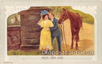 Miss Shy Ann