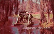 Chinese Water Wheel