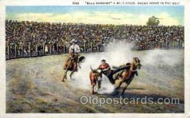 wes000057 - Western Postcard
