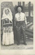 wes000091 - Western Cowboy Postcard Postcards