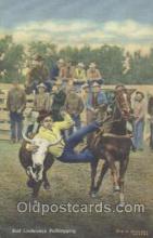 wes000115 - Western Cowboy Postcard Postcards