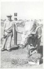 wes000122 - Western Cowboy Postcard Postcards