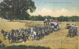 wes000169 - Western Cowboy Postcard Postcards