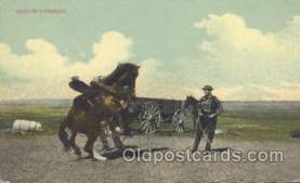 wes000174 - Western Cowboy Postcard Postcards