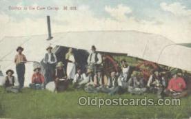 wes000180 - Western Cowboy Postcard Postcards