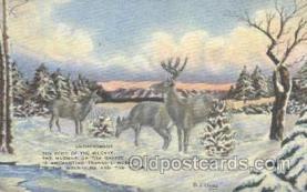 wes000183 - Artist L.H. Larsen, Western Cowboy Postcard Postcards