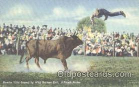 wes000191 - Western Cowboy Postcard Postcards