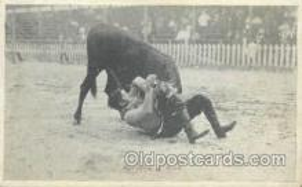 wes000215 - Western Cowboy Postcard Postcards