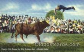 wes000275 - Pancho Villa, Western Cowboy Cowgirl Postcard Postcards