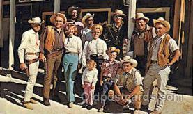 wes000342 - Ponderosa Ranch Western Cowboy, Cowgirl Postcard Postcards
