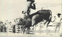 wes000380 - Rodeo in North Platte Nebraska Western Cowboy, Cowgirl Postcard Postcards