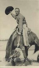 wes000392 - Western Cowboy, Cowgirl Postcard Postcards