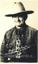 wes000393 - George Weston Western Cowboy, Cowgirl Postcard Postcards