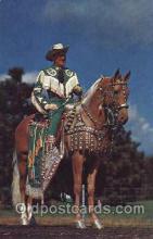 wes000399 - Western Cowboy, Cowgirl Postcard Postcards