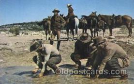 wes000442 - Bandolero Western Cowboy, Cowgirl Postcard Postcards