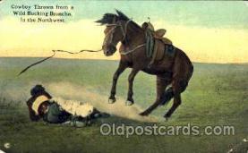 wes001258 - Western, Cowboy, Cowgirl, Postcard Postcards