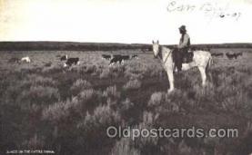 wes001274 - Western, Cowboy, Cowgirl, Postcard Postcards