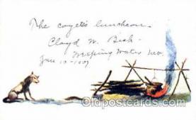 wes001298 - Western, Cowboy, Cowgirl, Postcard Postcards