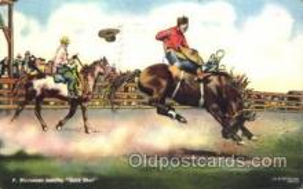 wes001303 - Western, Cowboy, Cowgirl, Postcard Postcards