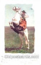 wes001327 - Western, Cowboy, Cowgirl, Postcard Postcards