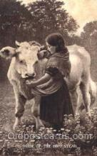 wes001357 - Western, Cowboy, Cowgirl, Postcard Postcards