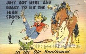 wes001490 - Western Postcard Postcards